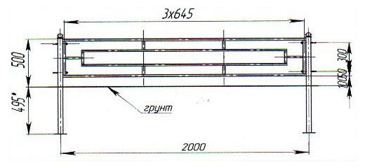 Ограждение ОГ-08